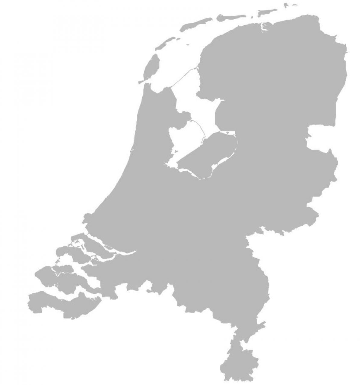 Netherlands vector map Netherlands map vector Netherlands
